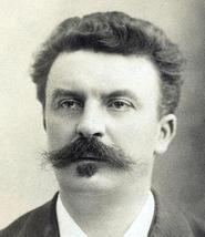 Image of Henri René Albert Guy de Maupassant